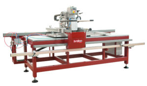 SYSTAR BASIC - Stone countertop machine