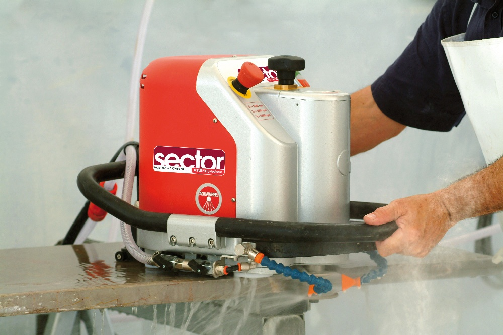 SECTOR - Portable Stone Router