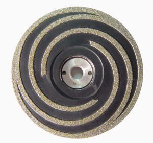 DOKOYOH - THE FLEXIBLE DIAMOND COATED GRINDING DISC