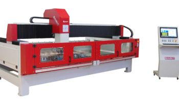 Permalink auf:CNC Stein Bearbeitungszentrum für Küchenplatten | GMATIC 3000
