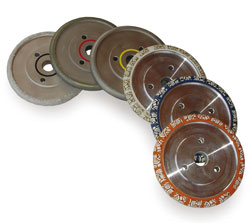 DISCS FOR GROOVES/RUNNELS FOR CNC MACHINES